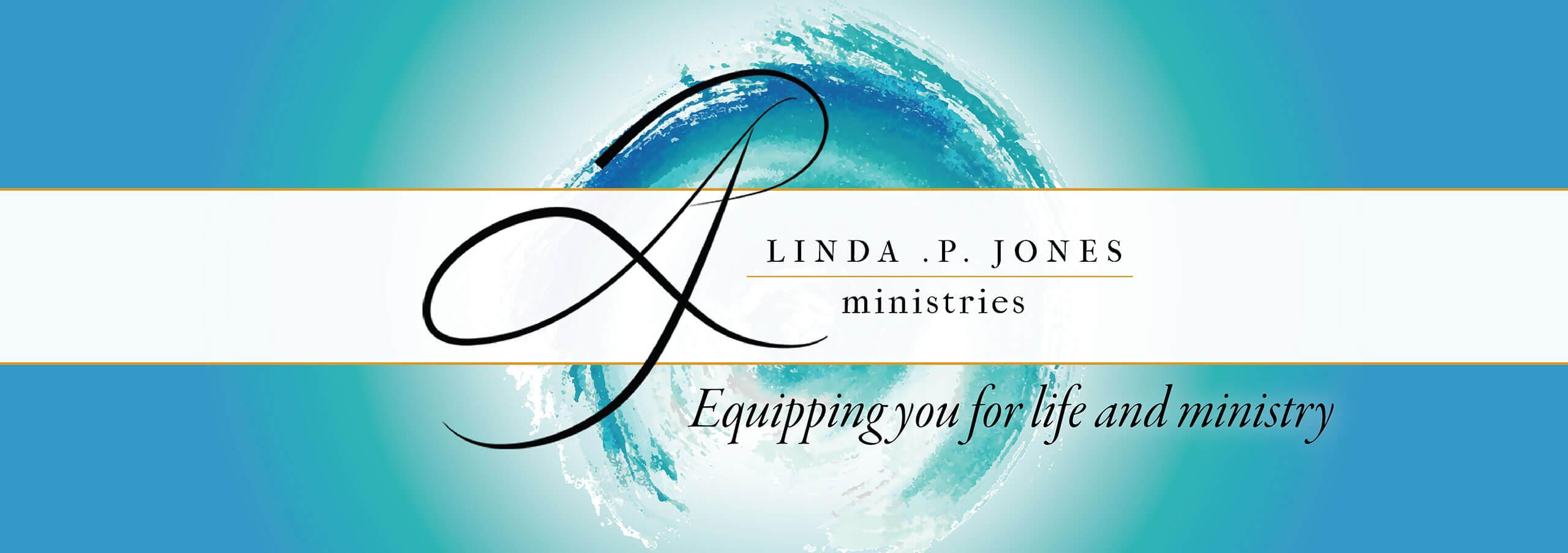 Lilnda P. Jones Logo